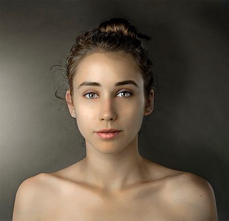 世界の国々ではどのような人が標準的に美しいとされるているのかがわかる写真。