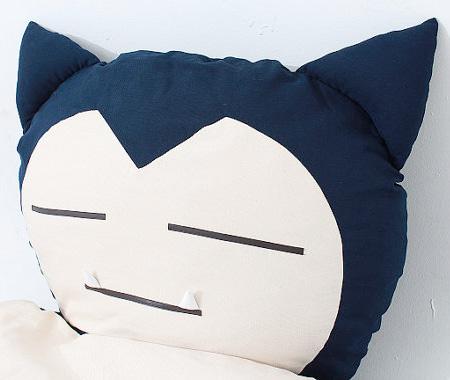 カビゴンのベッド