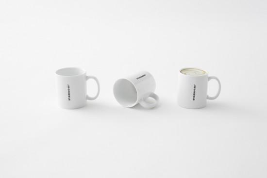 nendoがデザインした、いつもコーヒーが満たされているマグカップ