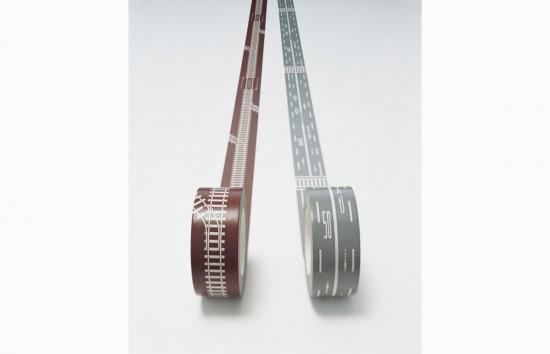 おしゃれなデザインのマスキングテープ「A PATH TO THE FUTURE」