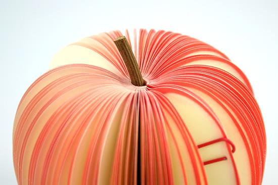 使うのがもったいなくなる、まるで本物の果物みたいな可愛らしいメモ帳D-BROSの「KUDAMEMO」