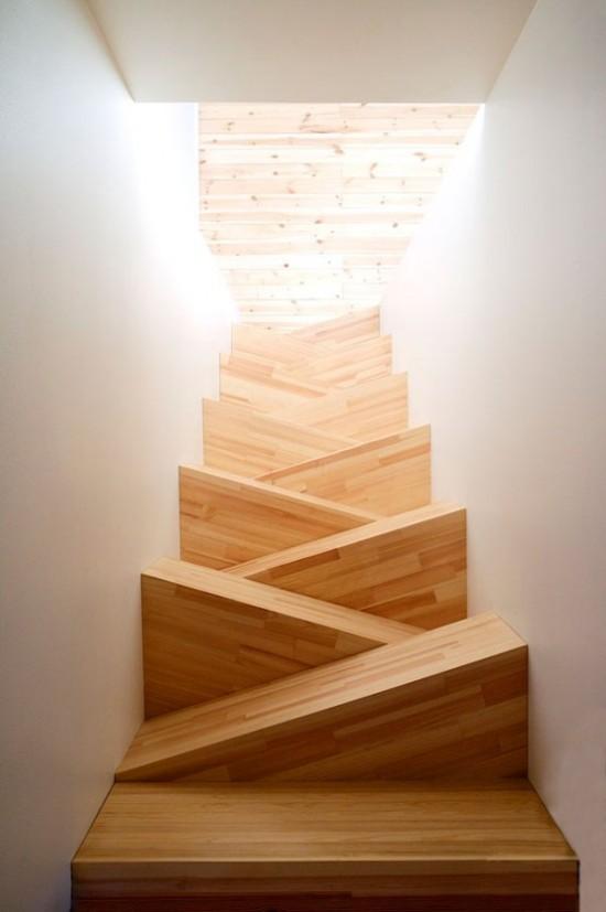 クリエイティブな階段15選