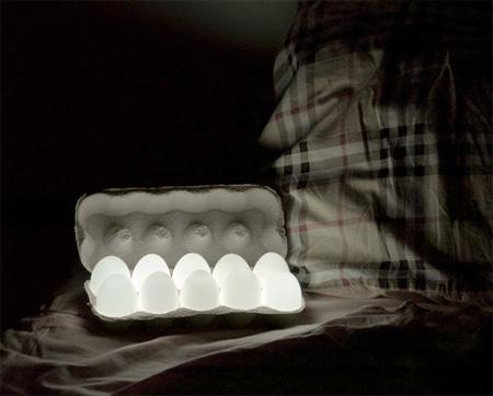 卵が光る?エッグライト(EGGLIGHT)