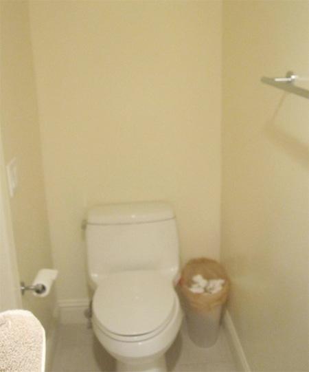 スーパーマリオのトイレ