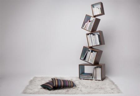 クールな本棚15選