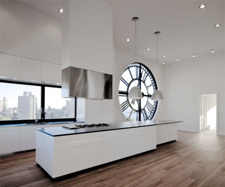 Clock Tower Apartment