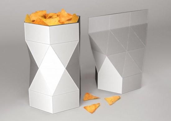 ドリトスのパッケージコンセプト