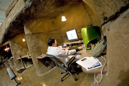 ユニークなオフィス
