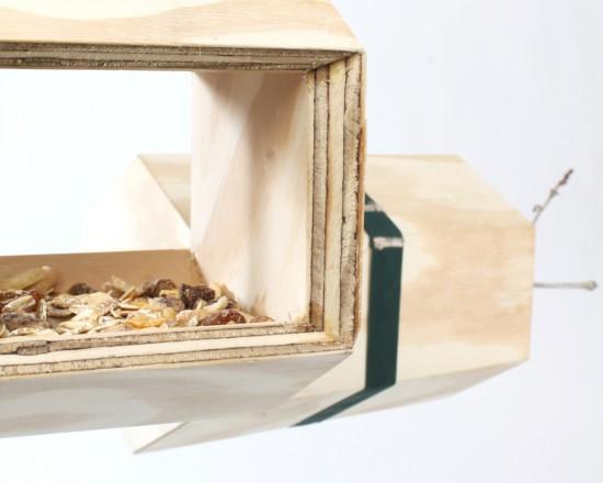 Copia-de-六角形の鳥小屋「NEIGHBIRDS」