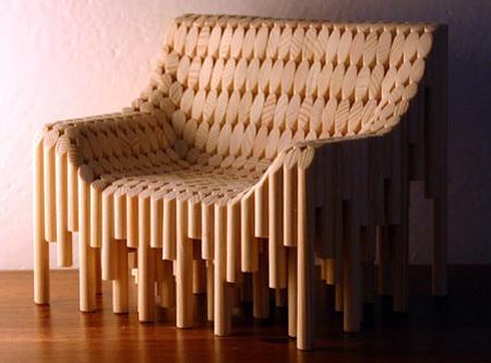 一風変わった面白い椅子15選