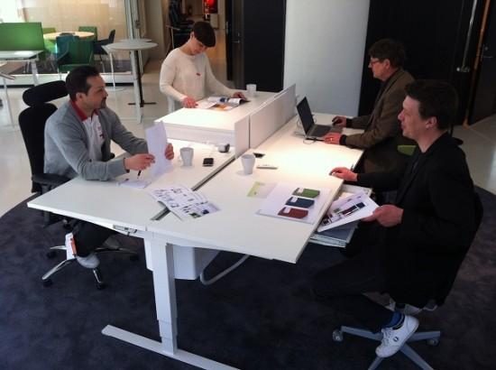 デスクが進化すると、働き方が深化する「Sit&Stand®デスク」