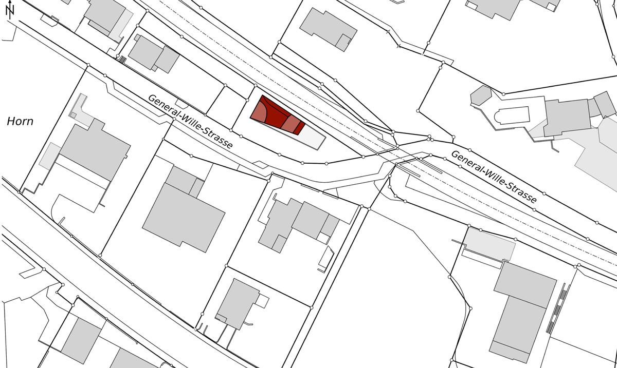 flexhouse site plan 設計: evolution design