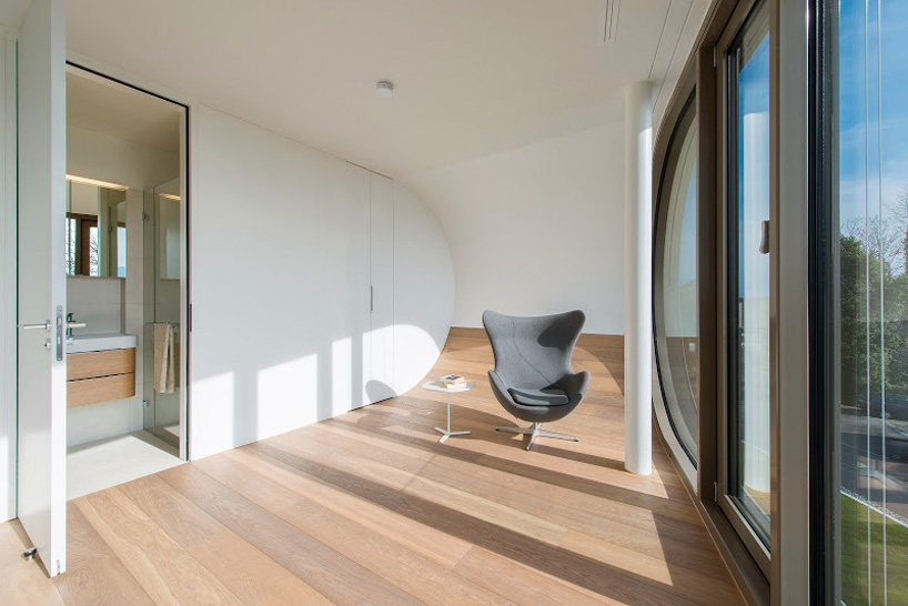 flexhouse guest room on the first floor 視点:17 設計: evolution design