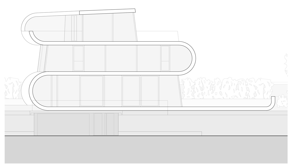 flexhouse elevation 設計: evolution design