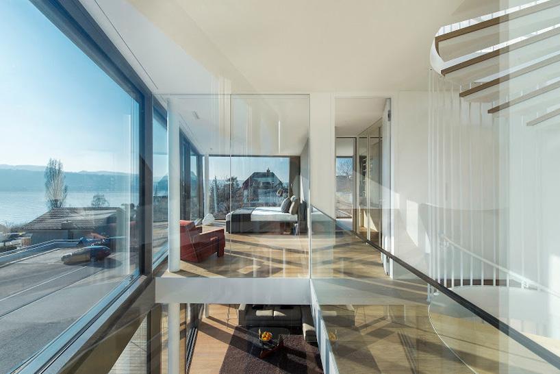 flexhouse first floor 視点:17 設計: evolution design