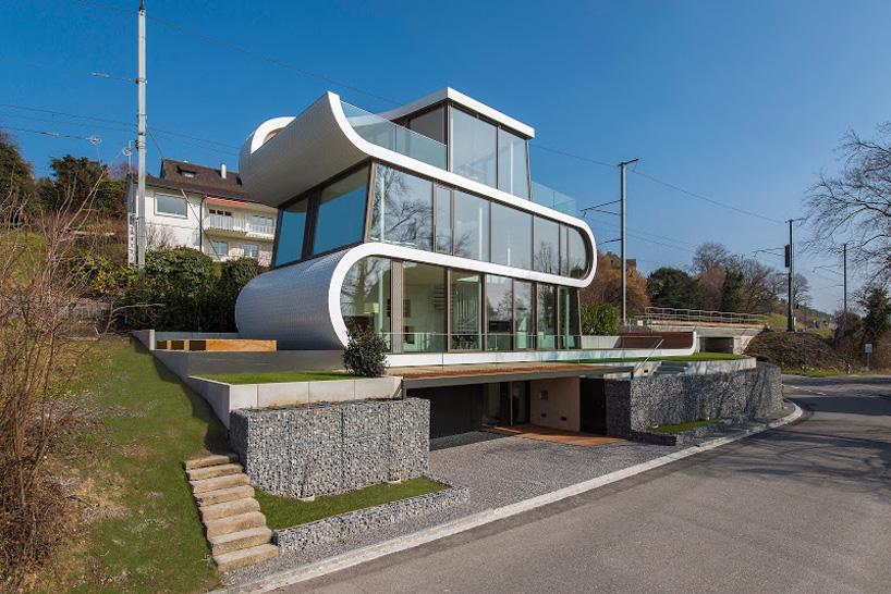 flexhouse external 設計: evolution design