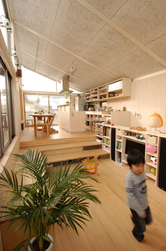 大岡山の家 写真:大庭建築設計事務所