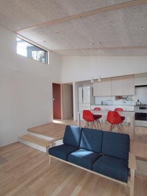 軽井沢の家 写真:大庭建築設計事務所