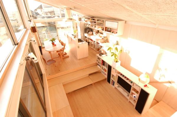 大岡山の家2 写真:大庭建築設計事務所