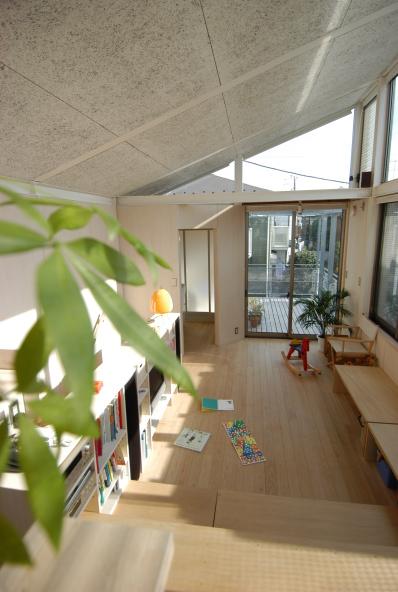 大岡山の家3 写真:大庭建築設計事務所