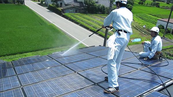 太陽光発電 メンテナンス