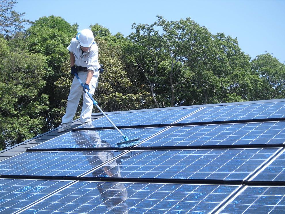 太陽光発電システム メンテナンス