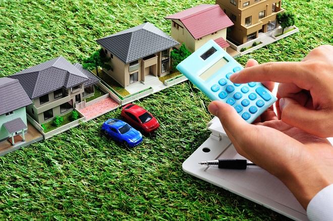 6種類の税金の話ー固定資産税・都市計画税