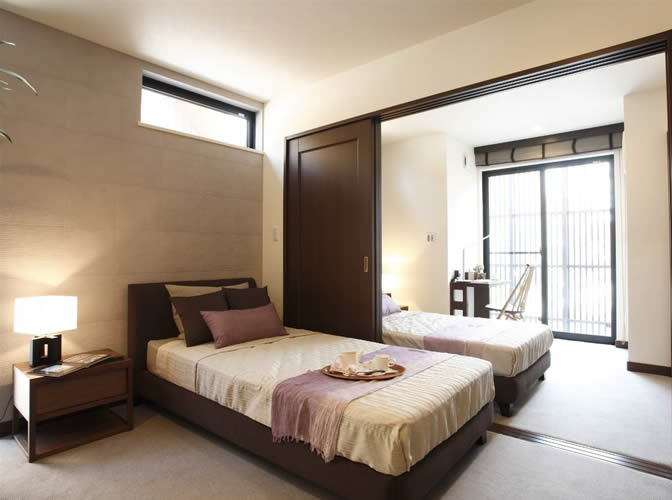 注文住宅の家づくりで夫婦生活を豊かにするための寝室づくり ...